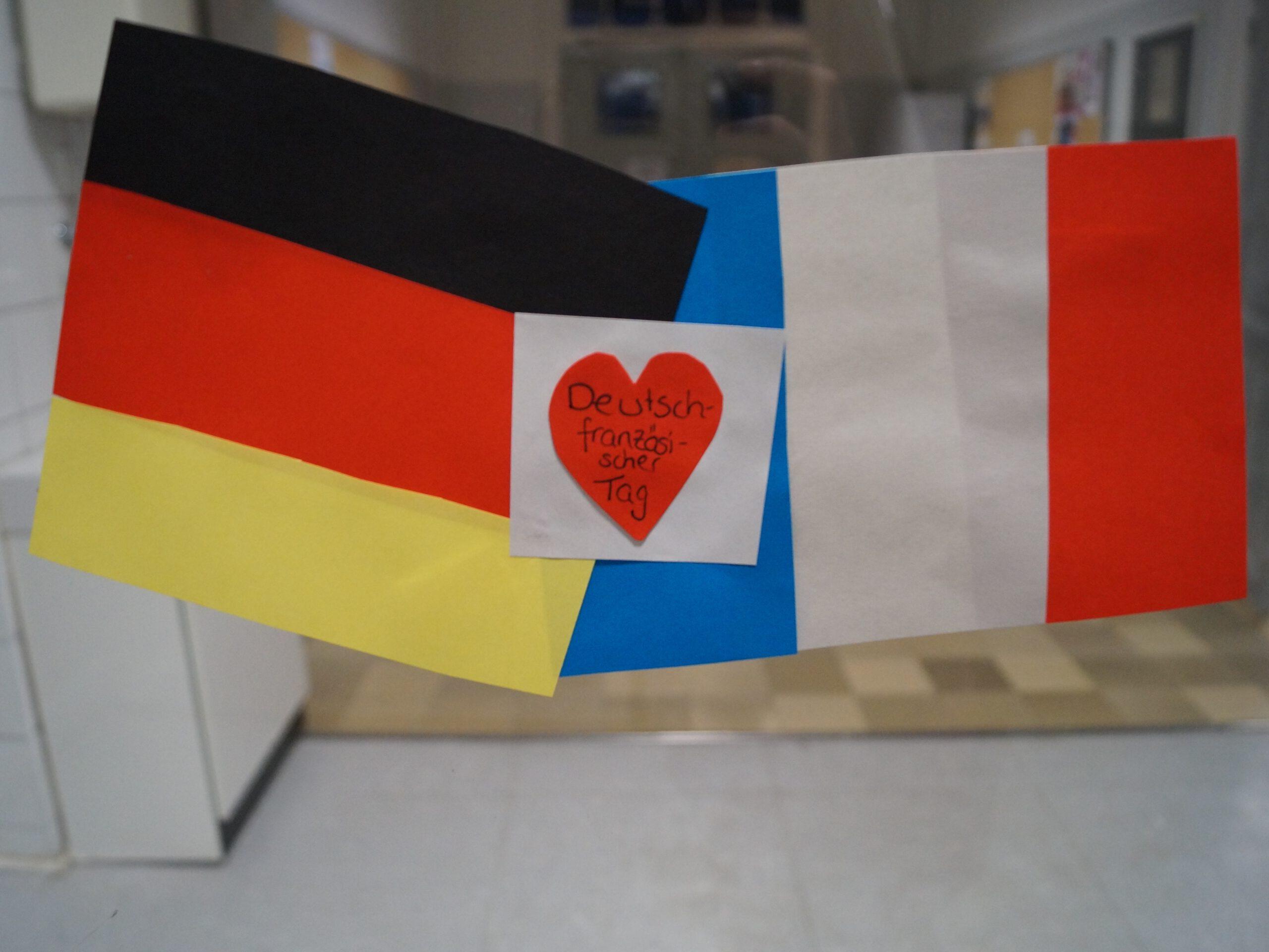 Wir feiern den Deutsch-Französischen Tag – mit einer virtuellen Schnitzeljagd!
