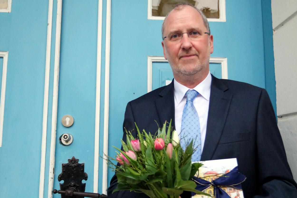 Neuer Schulleiter der Carl-Maria-von-Weber-Schule Eutin im Interview