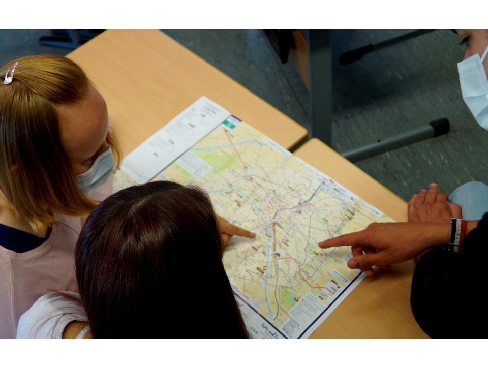 Bonjour, Thibault! Fremdsprachenassistent bereichert den Französischunterricht